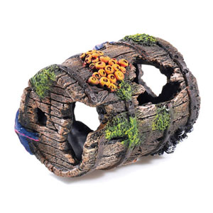 Image for Coral Barrel Ornament from Pets At Home