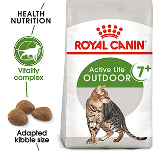 Image for Royal Canin Cat Outdoor 30 7+ 2kg from Pets At Home