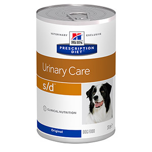 Image for Hill's Prescription Diet s/d Canine 370g (Online Only) from Pets At Home