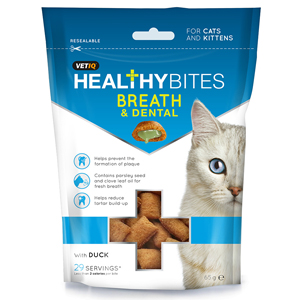 Image for Mark and Chappell Breath and Dental 65g from Pets At Home