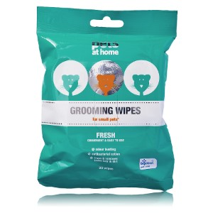 Image for Grooming Wipes for Small Animals with Byotrol from Pets At Home
