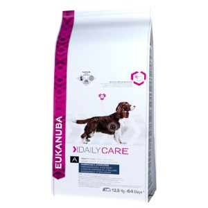 Image for Eukanuba Dog Adult Daily Care Overweight 12.5kg (Online Only) from Pets At Home