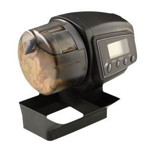 Image for Love Fish Pan Auto Feeder from Pets At Home