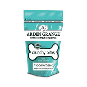 Image for Arden Grange Crunchy Bites Light 250g (Online Only) from Pets At Home