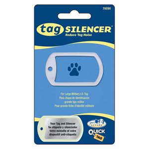 Image for Quick-Tag Silencer Military from Pets At Home