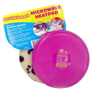 Image for Microwaveable Heat Pad from Pets At Home