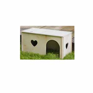 Image for Small Animal Home Heart from Pets At Home