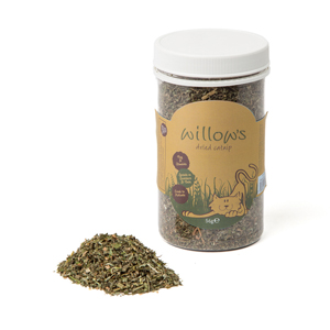 Image for Willows Colossal Catnip Tub from Pets At Home