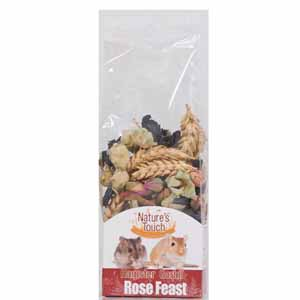 Image for Natures Touch Rose Feast from Pets At Home
