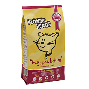 Image for Meowing Heads Hey Good Looking 2kg from Pets At Home