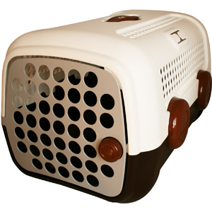 Image for Auto Carrier Brown (Online Only) from Pets At Home