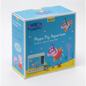 Image for Peppa Pig Aquarium from Pets At Home