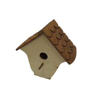 Image for Country Barn Bird Box from Pets At Home