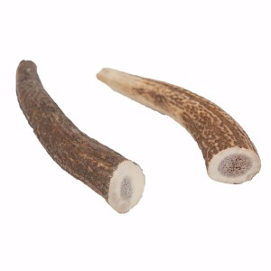 'Pets At Home Christmas Antler Dog Chew 2 Pack Small 100g