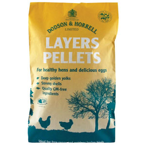 Image for Layer Pellets for Chickens 20kg from Pets At Home