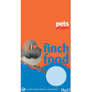 Image for Finch Food from Pets At Home