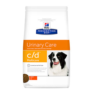 Image for Hill's Prescription Diet c/d Canine (Online Only) from Pets At Home