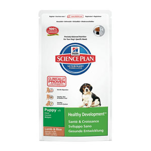 Image for Hill's Science Plan Puppy Healthy Development Medium with Lamb and Rice from Pets At Home