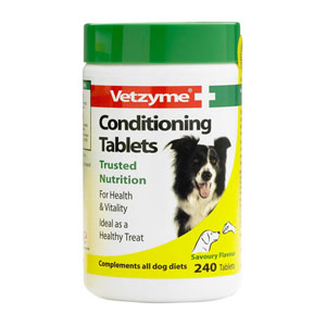 Image for Dog Conditioning Tablets from Pets At Home