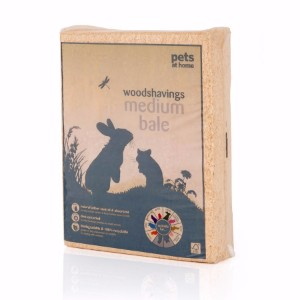 Image for Woodshavings from Pets At Home