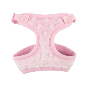 Image for Puppy Padded Harness Pink from Pets At Home