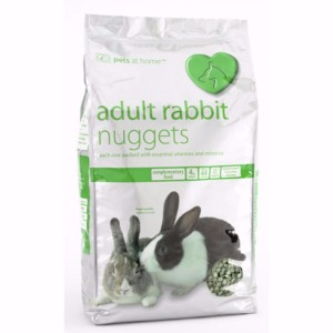 Image for Adult Nugget Rabbit Food from Pets At Home