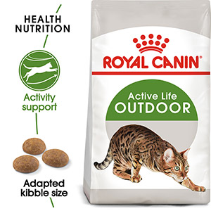 Image for Royal Canin Adult Complete Cat Food Outdoor 30 from Pets At Home