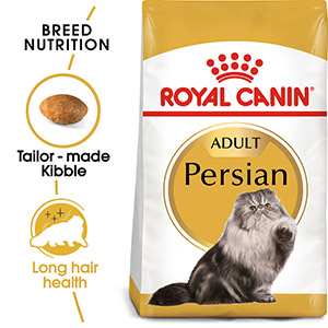 Image for Royal Canin Adult Complete Cat Food for Persian 30 from Pets At Home