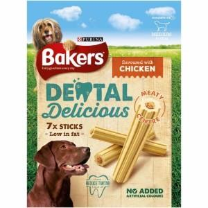 Image for Bakers Dental Delicious Chicken Sticks from Pets At Home