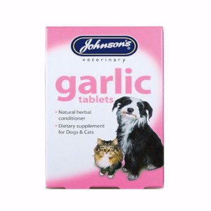 Image for Garlic Tablets x 40 for Dogs and Cats from Pets At Home